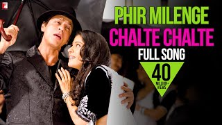 Download Phir Milenge Chalte Chalte - Full Song | Rab Ne Bana Di Jodi | Shah Rukh Khan | Sonu Nigam Video