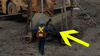 Download This Guy Finds Ancient Relic, But When He Flips It Over The Weirdest Thing Happens Video