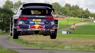 Download WRC Rally Deutschland 2017 | Big jumps & many crashes Video