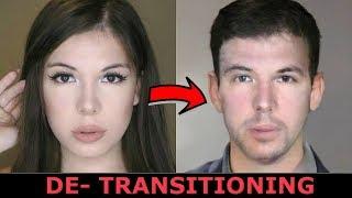 Download DE-TRANSITIONING. REGRET & GOING BACK Video