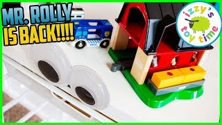 Download MR. ROLLY IS BACK! Thomas and Friends and BRIO Toy Trains for Kids Video