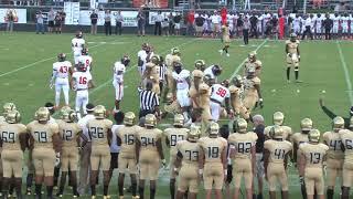 Download 8.25.17 💥💥 #1 Hoover Bucs (AL) vs. #1 Grayson Rams (GA) - HS Varsity Football @ 730 pm Video