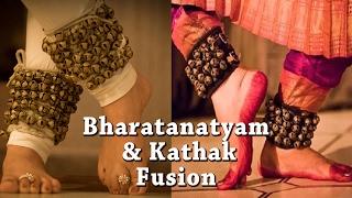 Download Dance Fusion-Bharatanatyam & Kathak [SAKHI DANCERS] - Featuring Yakshas Video
