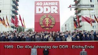 Download Der 40e Jahrestag der DDR - Erichs Ende (1989) Video
