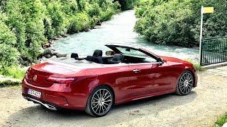 Download Mercedes E Klasse Cabrio im Test | Fahrbericht Mercedes E 300 Cabriolet Video