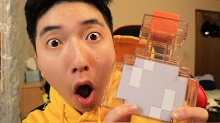 Download MINECRAFT ITEMS IN REAL LIFE Video