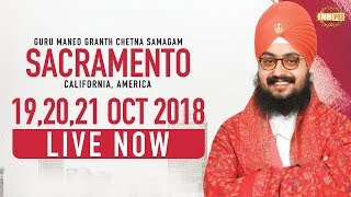 Download LIVE STREAMING | Sacramento CA | USA | Day 1 | 19.10.2018 | Dhadrianwale Video