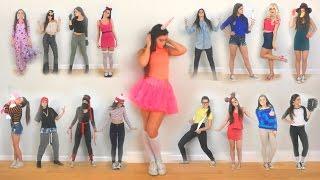Download 30 Last-Minute DIY Halloween Costume Ideas! Video