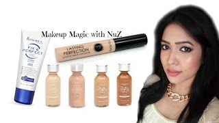 Download Makeup Basics: How to apply Foundation, Concealer and Powder Video