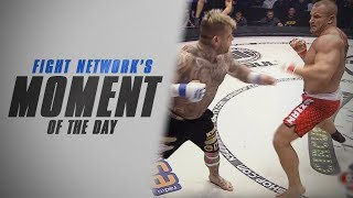 Download Moment of the Day: Mariusz Pudzianowski Puts Away Popek at KSW 37 Video