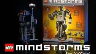Download Lego Mindstorms NXT Commercials Video