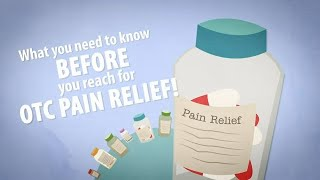 Download OTC Pain Medication: What You Need to Know Video