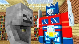 Download Monster School: Transformers - Cubic Minecraft Animation Video
