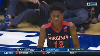 Download (NCAAM) #2 Virginia Cavaliers at #4 Duke Blue Devils in 40 Minutes Video