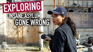 Download EXPLORING HAUNTED INSANE ASYLUM GONE WRONG Video