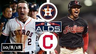 Download Houston Astros vs Cleveland Indians Highlights || ALDS Game 3 || October 8, 2018 Video