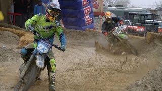 Download Project Two-Stroke Pt 2: Aaron Colton Takes His Clean YZ125 Rebuild Through the Mud Video