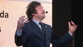 Download La estruendosa superioridad del capitalismo | Javier Milei | TEDxSanNicolas Video
