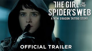 Download THE GIRL IN THE SPIDER'S WEB - Official Trailer 2 (HD) Video