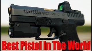 Download Custom CZ P10c: The Best Pistol in the World? 2017 Video
