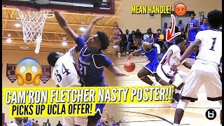 Download Cam'Ron Fletcher SHUTS THE CITY DOWN WITH NASTY POSTER!! Hoodie Rio NASTY Handle! Video