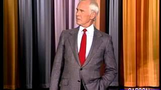 Download Johnny Carson's Monologue Has Rough Start, But Hilarious Ending 12-14-1988 Video