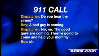 Download Police: 4-Year-Old's 911 Call Saves Mom's Life Video