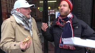 Download One Bite With Davey Pageviews - Proto's Pizza featuring Colts Punter Pat McAfee Video