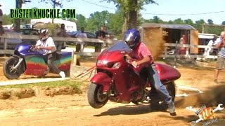 Download SAND DRAG BIKES WIDE OPEN THROTTLE Video