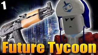 Download AK-47 V ROBLOXU? - Roblox Future Tycoon #1! Video