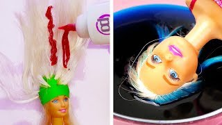 Download 25 CRAZY HACKS FOR YOUR BARBIE Video