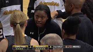 Download High School Girls Basketball: Como Park vs. DeLaSalle Video