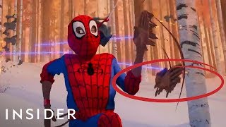 Download How 'Spider-Man: Into The Spider-Verse' Was Animated   Movies Insider Video