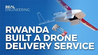 Download How Rwanda Built A Drone Delivery Service Video