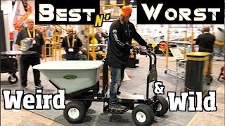 Download Latest and Greatest Landscape & Construction tools - The Best & Worst Power tools & Innovations 2018 Video