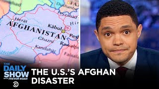 Download America's Afghanistan Fiasco | The Daily Show Video