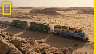 Download This Sahara Railway Is One of the Most Extreme in the World | Short Film Showcase Video