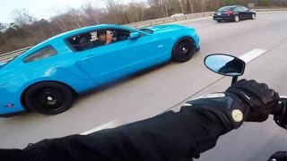 Download Motovlogger Madness - Smurf Rides! Video