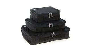 Download Genius Pack Compression Packing Cubes 3pack Video