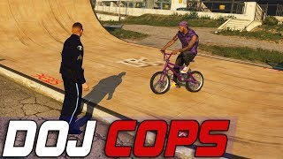 Download Dept. of Justice Cops #699 - Community Policing Video