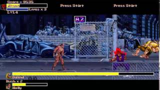 Download Super Final Fight GOLD PLUS - Don Drago plays as Akuma! Video