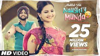 Download Mehtab Virk: Naughty Munda   Desi Routz   Latest Punjabi Songs 2017   T-Series Apna Punjaba Video