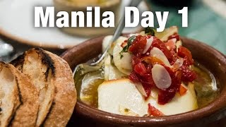 Download Restaurant Tapenade & Abe Restaurant (Manila Day 1) Video