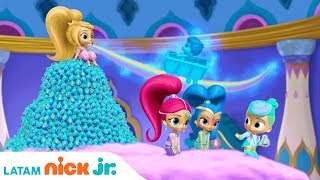 Download Shimmer y Shine | Video Musical 'Trabajo en equipo' 🐲 | Nick Jr. | América Latina | Español Video