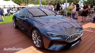 Download 2019 BMW 8 Series Concept First Look - 2017 Monterey Car Week Coverage Video
