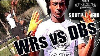 Download 🌴🔥 WRs v DBs   Nike   The Regionals   South Florida   UTR Highlight Mix 2018 Video