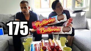Download Vi äter 175 Ballerinakakor (12 000+ Kcal , 2.3+ Kg) Video