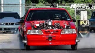 Download Hellboy vs Twin Turbo GT at Thunder Valley Oklahoma Video
