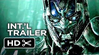 Download Transformers: Age of Extinction Official International Trailer #3 (2014) - Michael Bay Movie HD Video