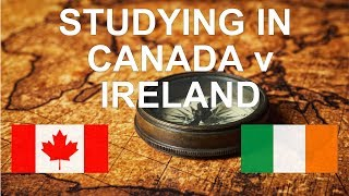 Download Studying in Canada vs Ireland - Danish from India Video